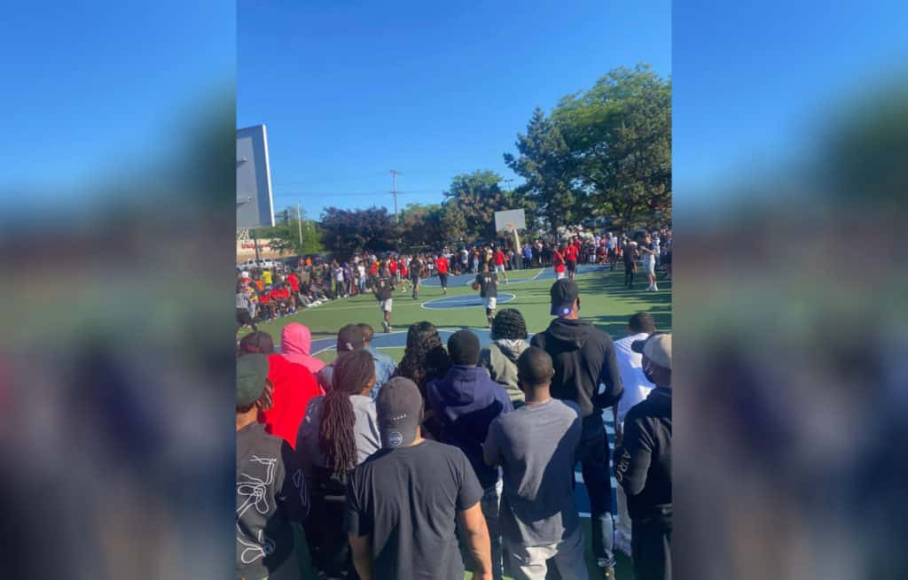 Person who attended combined protest, basketball tournament in Waukegan tests positive for COVID-19