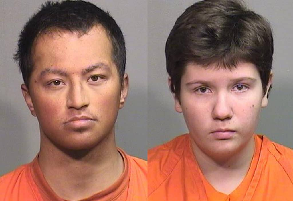 Two charged with traveling from out of state to sexually abuse girl in Richmond