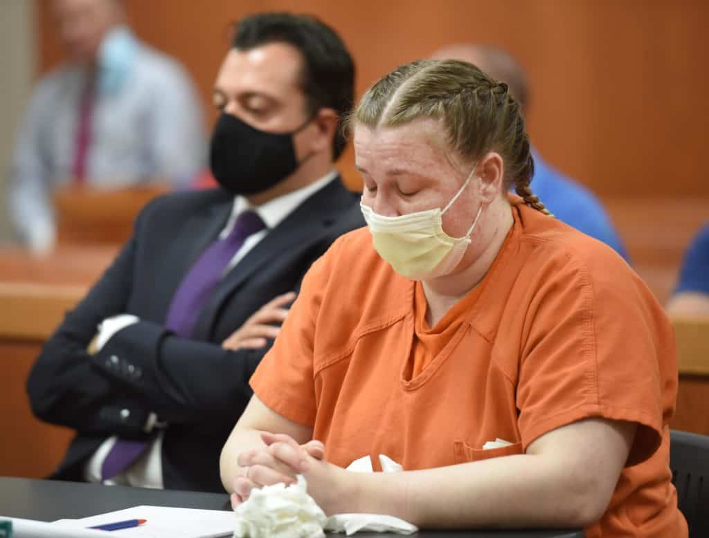 JoAnn Cunningham sentenced to 35 years in prison for murdering her son