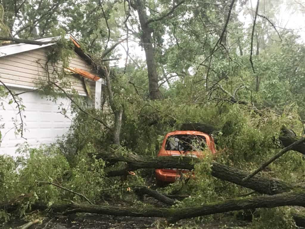 NWS confirms separate EF-1 tornadoes touched down in Lake, McHenry counties