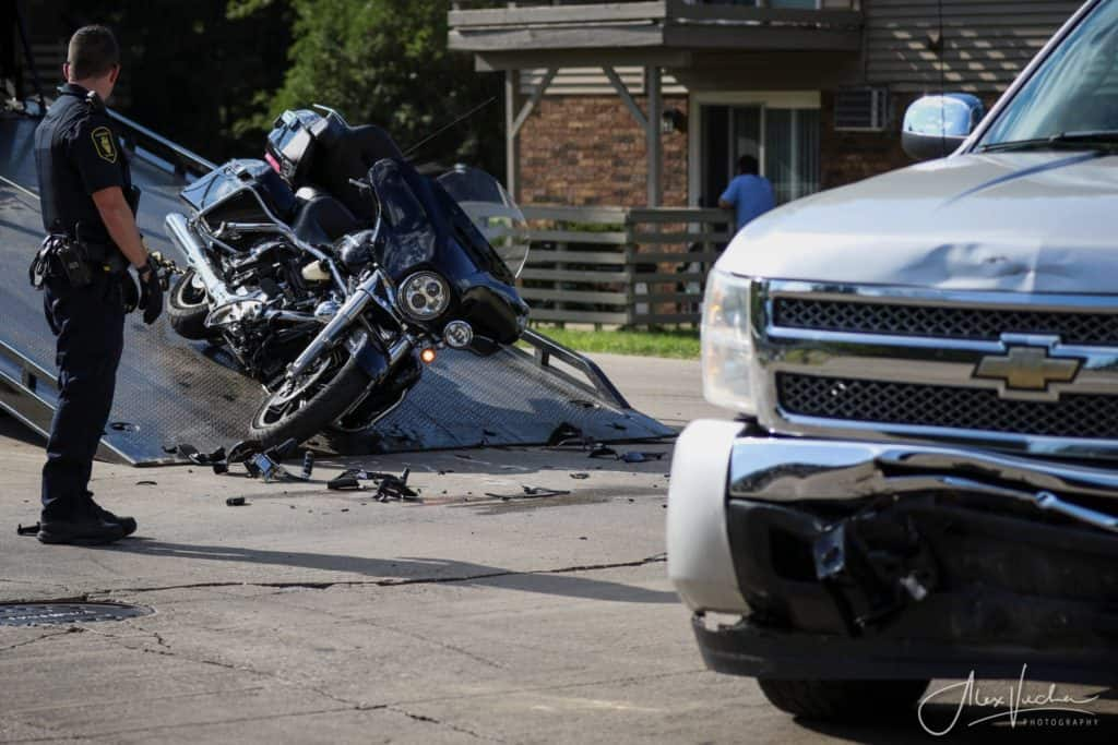 Motorcyclist critically injured, passenger also hurt during crash with truck in Harvard