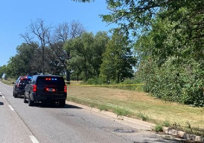 Coroner provides update after body found near park in Waukegan