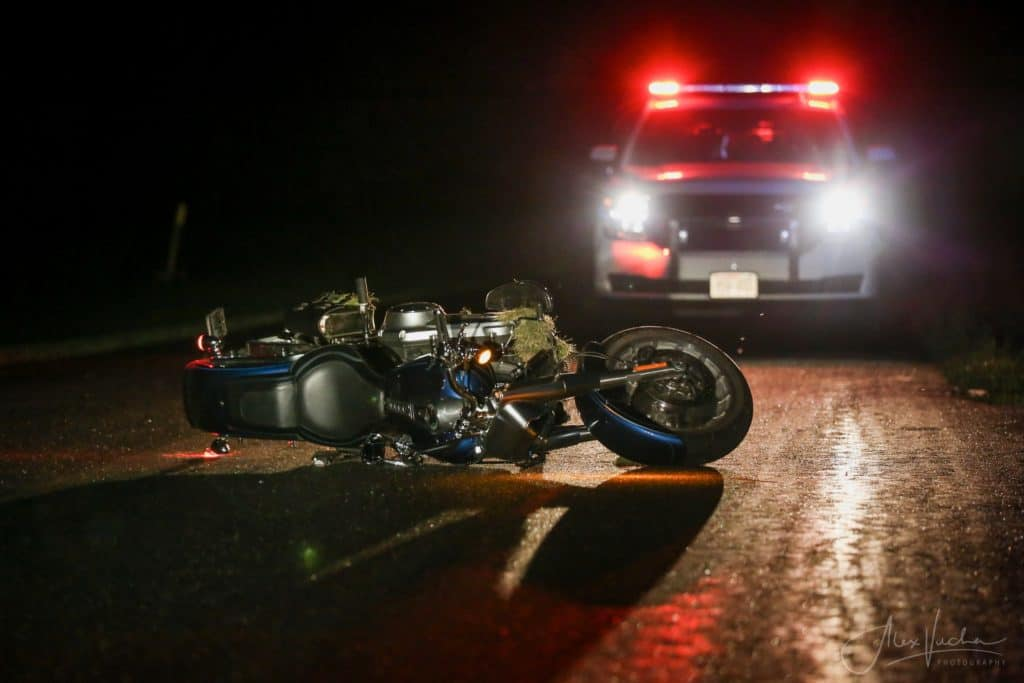 Hawthorn Woods man charged with DUI after being critically injured in motorcycle crash near Hebron