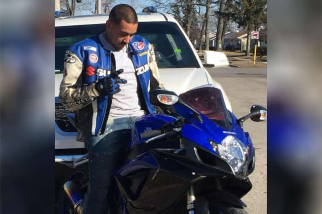 Authorities identify father killed in motorcycle crash in Waukegan