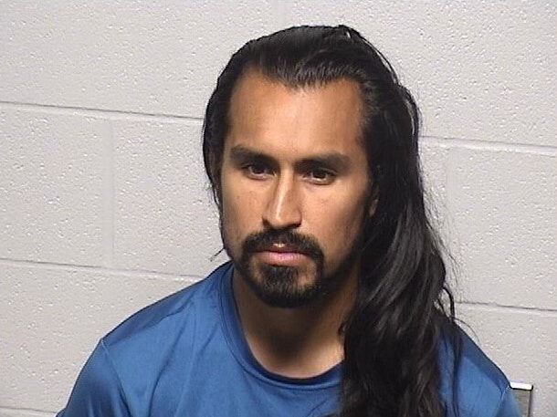 Third Lake man charged with raping, beating woman