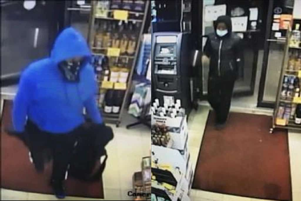 Man, woman rob liquor store at gunpoint in Libertyville, police say