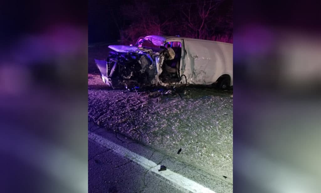 2 men killed after head-on crash in unincorporated Lake County
