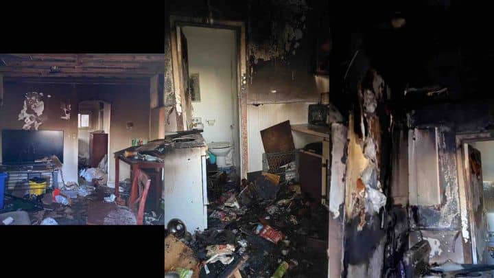 Family loses 8 pets, all of their belongings in house fire near Zion