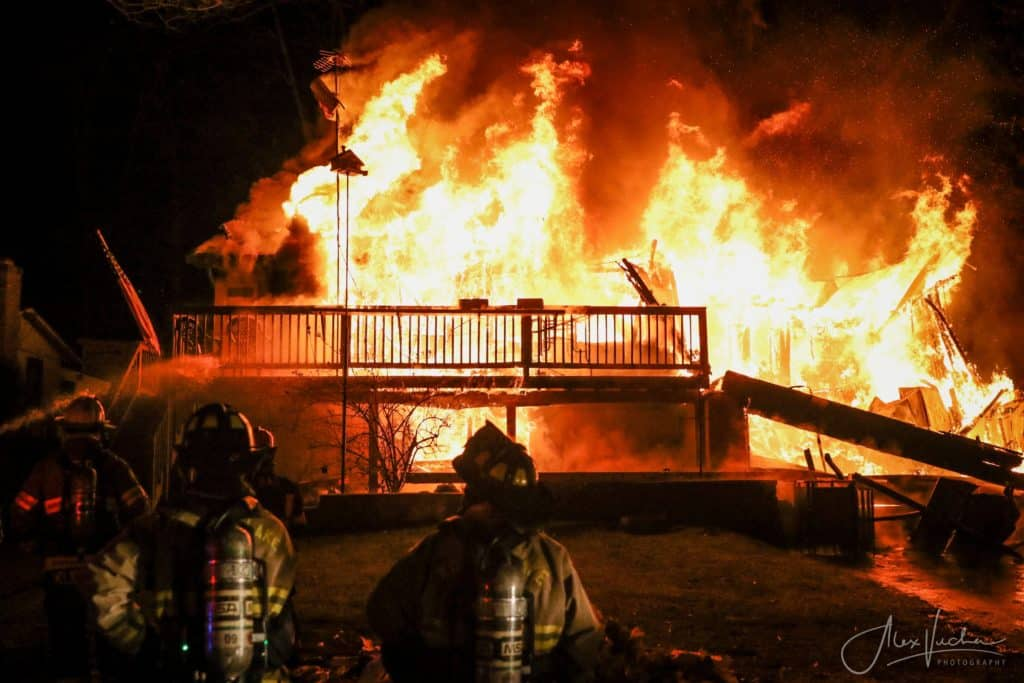 Woman found dead following house fire in Wonder Lake, officials say