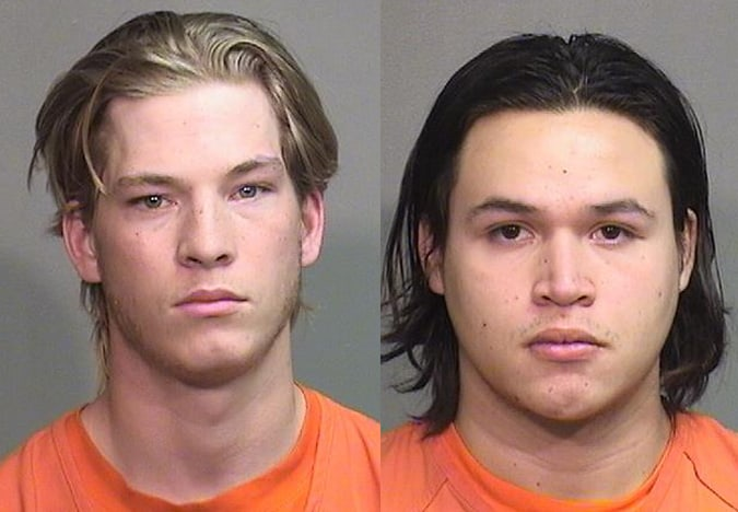Citizen tips off police after two men burglarize building at cemetery in Harvard
