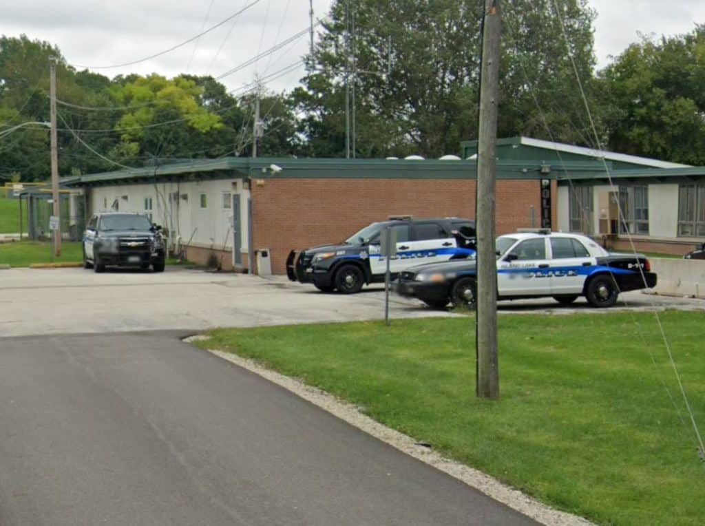 Authorities investigating after man found dead inside Island Lake Police Department
