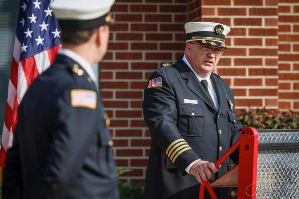 Huntley deputy fire chief dies of duty-related illness, department says