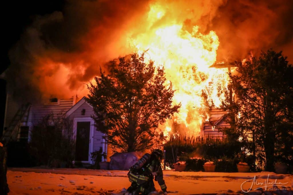 1 person found dead after house fire near Wonder Lake
