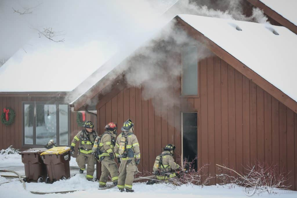 $50,000 in damage after riding lawn mower catches fire, spreads to garage in Crystal Lake
