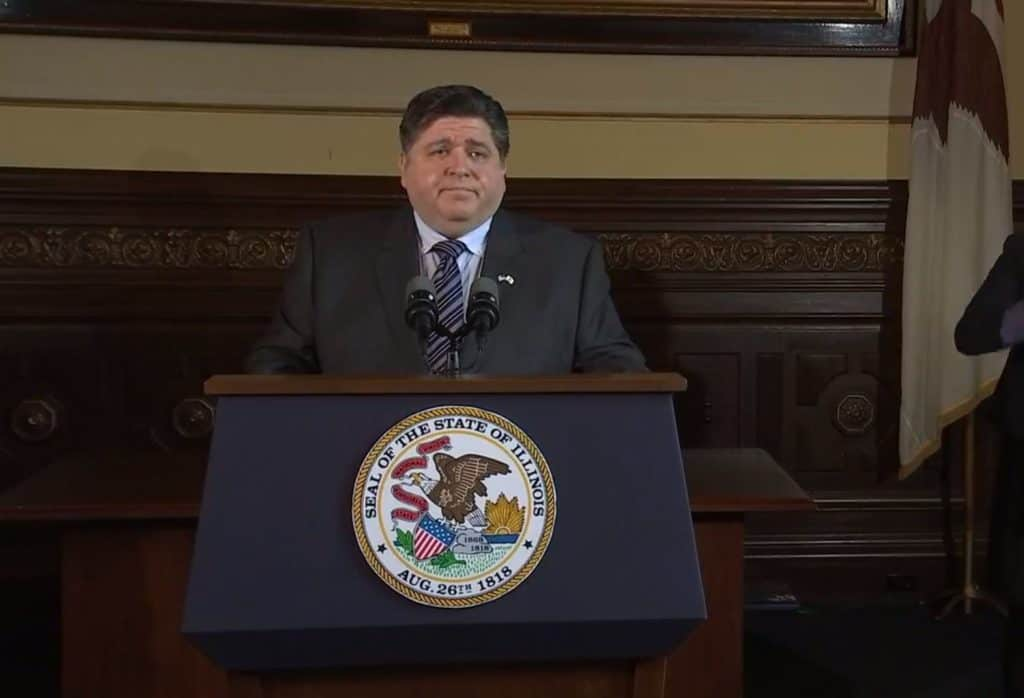 Gov. Pritzker says widespread availability of COVID-19 vaccine, treatments needed before state can lift restrictions