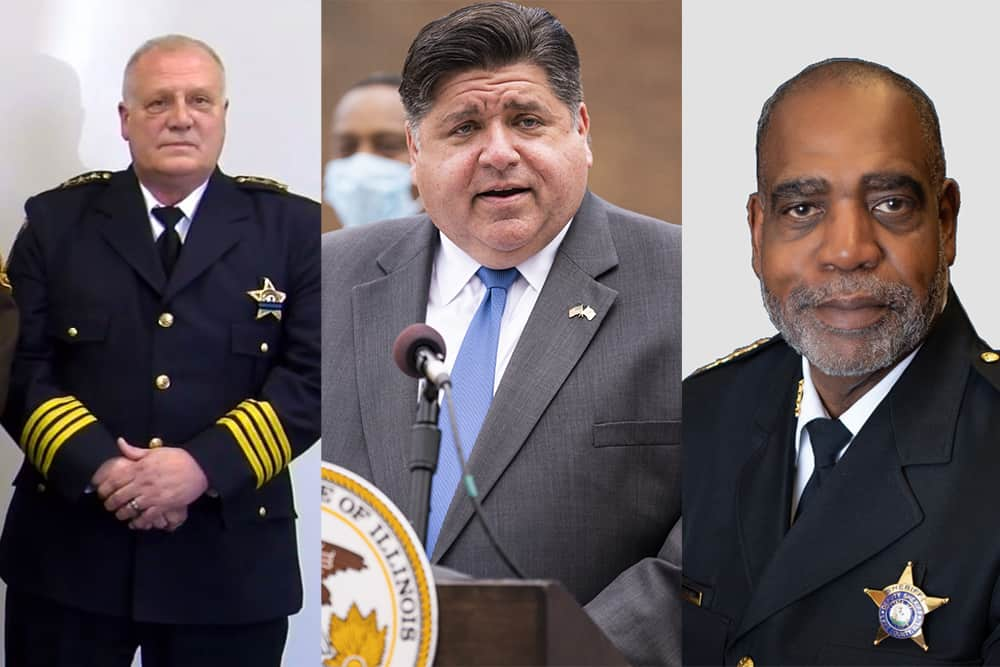 Lake, McHenry county sheriffs speak out after Gov. Pritzker signs criminal justice reform bill