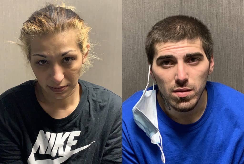 Police arrest duo wanted for stealing cars, mail and packages in Lake Forest, Chicago area
