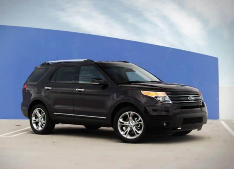 Police recover Ford Explorer wanted in fatal hit-and-run in Round Lake Beach