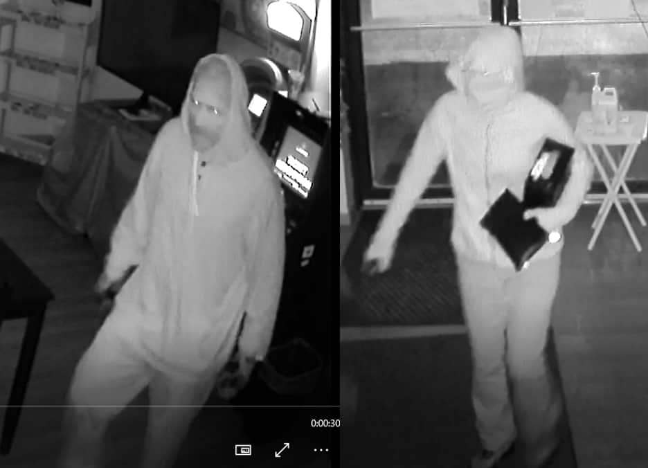 Police searching for suspects linked to multiple business burglaries in southwestern McHenry County