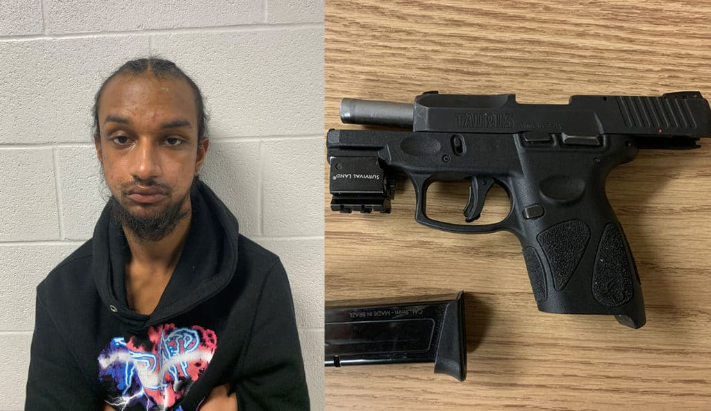 Waukegan man arrested for drug trafficking, illegally possessing two guns, police say