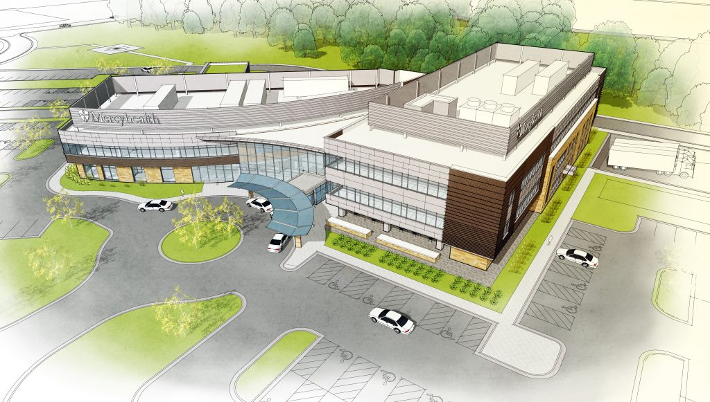 Construction begins on new Mercyhealth hospital in Crystal Lake