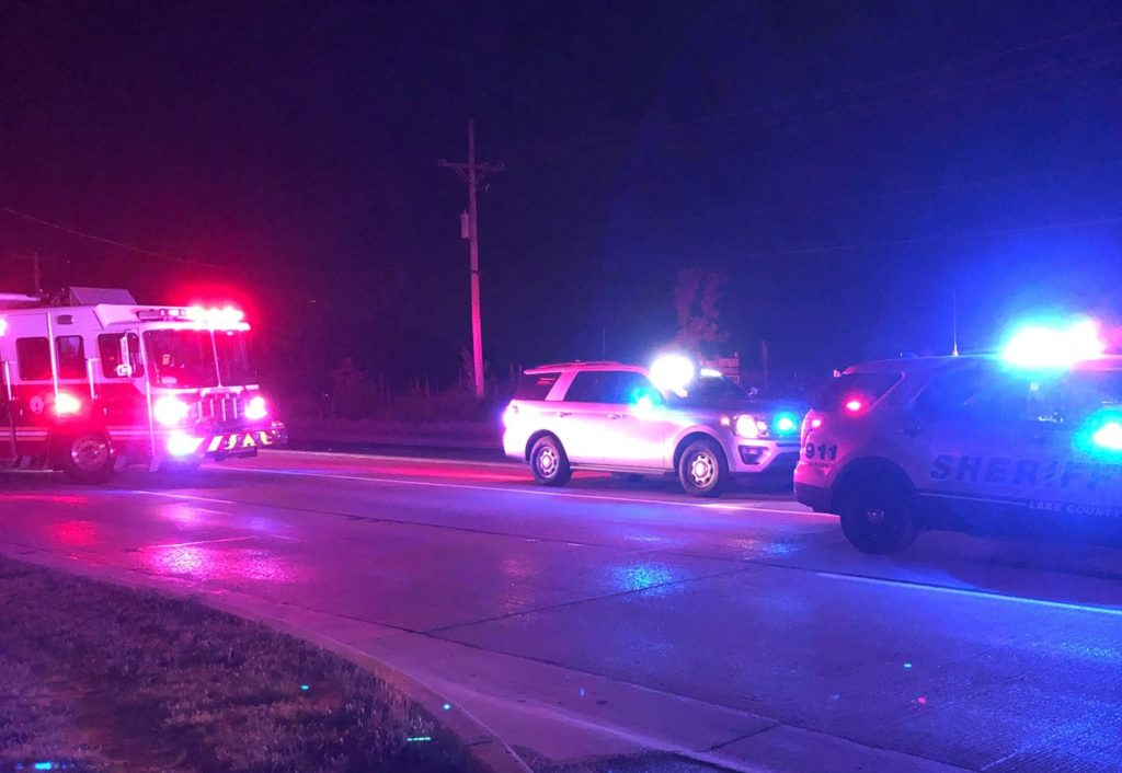 Pedestrian in critical condition after being struck by car in Wauconda Township
